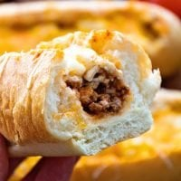 Your favorite lasagna got a new makeover with these delicious Lasagna Subs!
