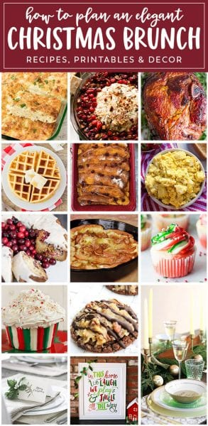 How to Make an Easy Christmas Dinner! Tons of Delicious, Easy Recipes for the Holidays!