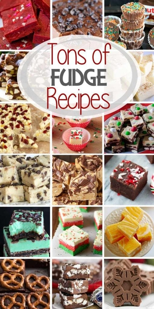 Easy Fudge Recipes Perfect for the Holidays