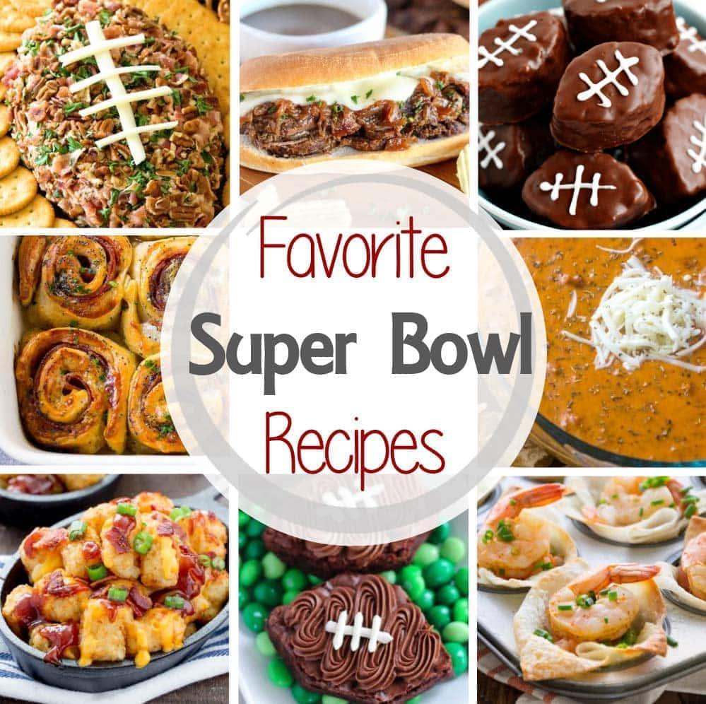 Recipe Ideas for the Super Bowl