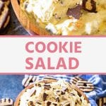 Pin Collage for Cookie Salad