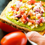 Avocado Toast Pinterest Image