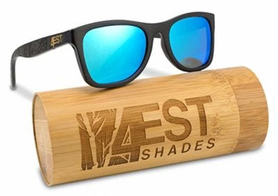 Floating Bamboo Wooden Sunglasses Gifts for Men Gifts for Boyfriend