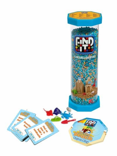 Find it Games - At the Beach - The Original Hidden Object Search Adventure Stocking Stuffers