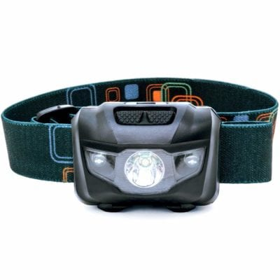 LED Headlamp Flashlight Stocking Stuffers