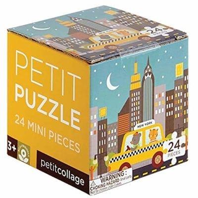 Petit Collage Petit Puzzle Stocking Stuffers