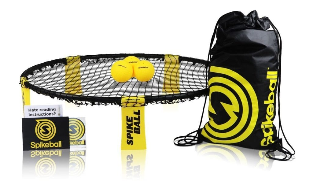 Spikeball 3 Ball Kit Gifts for Men Gifts for Boyfriend