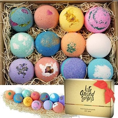 Bath Bombs Gift Set Gifts for Mom