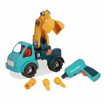 Battat Take-Apart Crane Truck Gifts for Kids