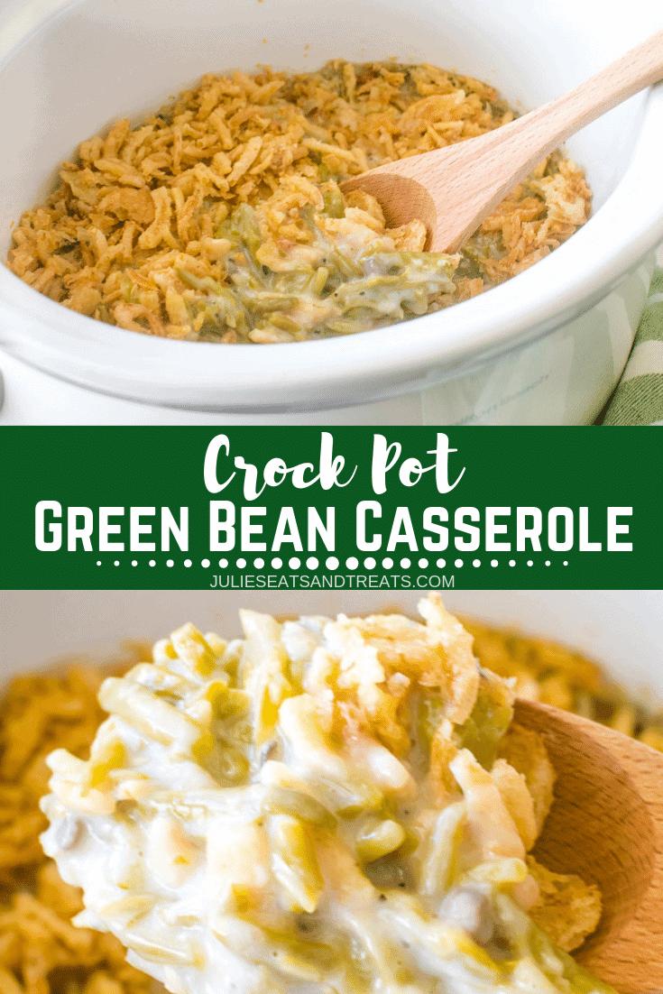 Crock Pot Green Bean Casserole Pinterest
