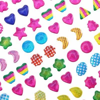 Hestya Sticker Earrings Gifts for Girls