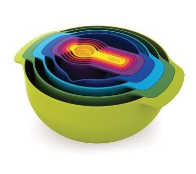 Joseph Joseph Nesting Bowls Set Gifts for Mom