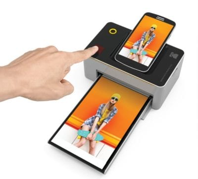 Kodak Dock and WiFI Portable 4x6 Instant Photo Printer Gifts for Mom