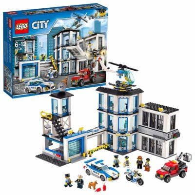 LEGO City Police Station Gifts for Kids
