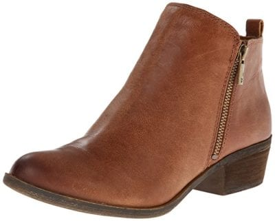 Lucky Brand Women's Basel Ankle Bootie Gifts for Mom