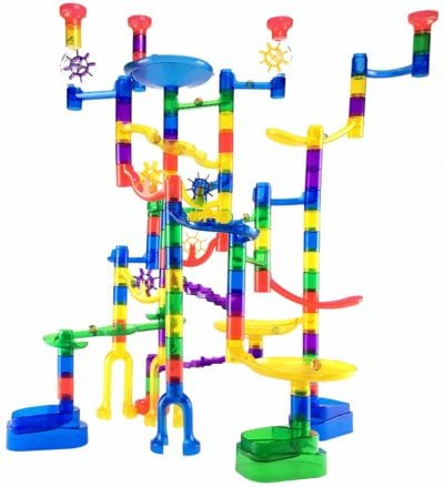 Marble Genius Marble Run Super Set Gifts for Kids