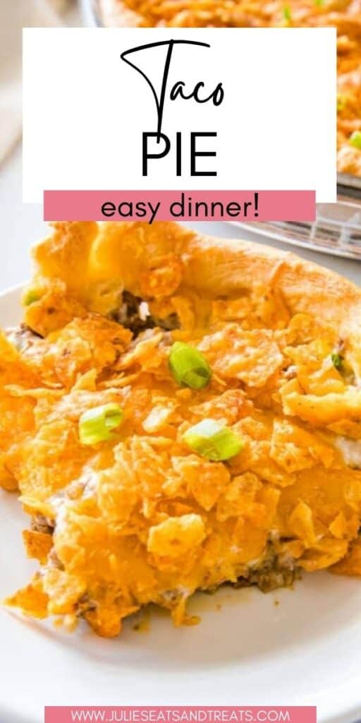 Taco Pie JET Pin Image