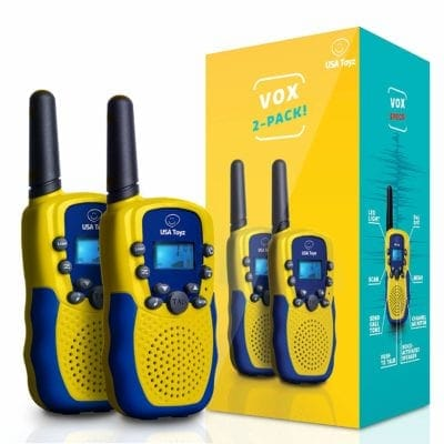 Toyz Walkie Talkies for Kids Gifts for Kids