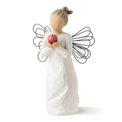 Willow Tree hand-painted sculpted angel, You're the Best Gifts for Teacher