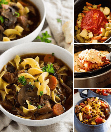 Easy Crockpot Meals Recipes