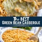 Green Bean Casserole Pinterest Image