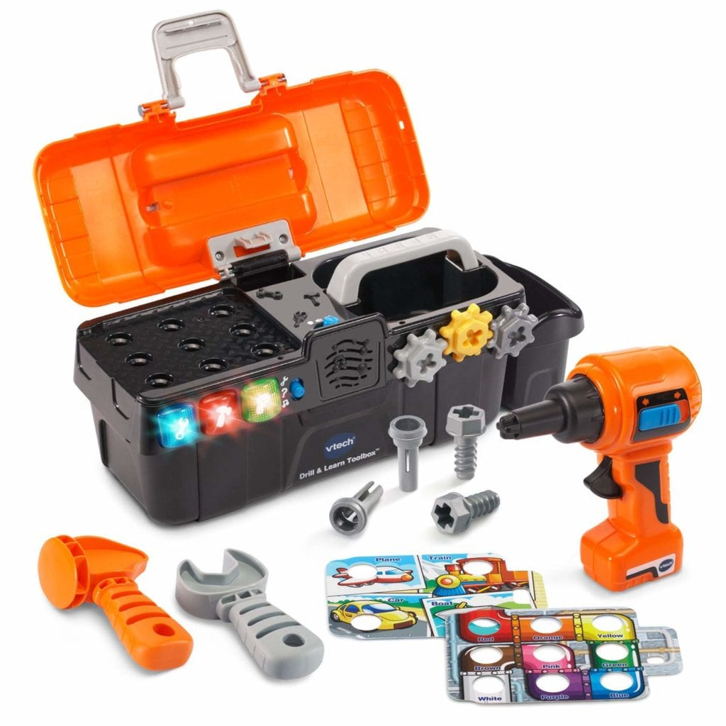 VTech Dril & Learn Toolbox Set