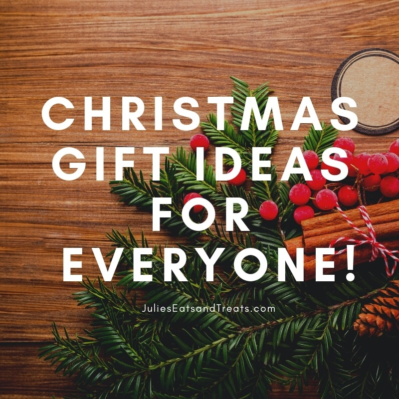 Image of christmas gifts text