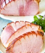 Sliced Honey Baked Ham Recipe