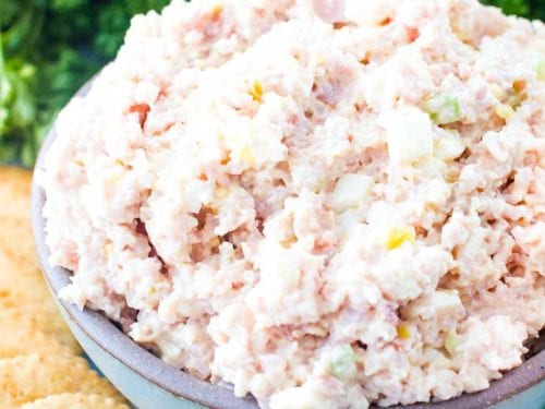 Brobecks Ham Salad Recipe