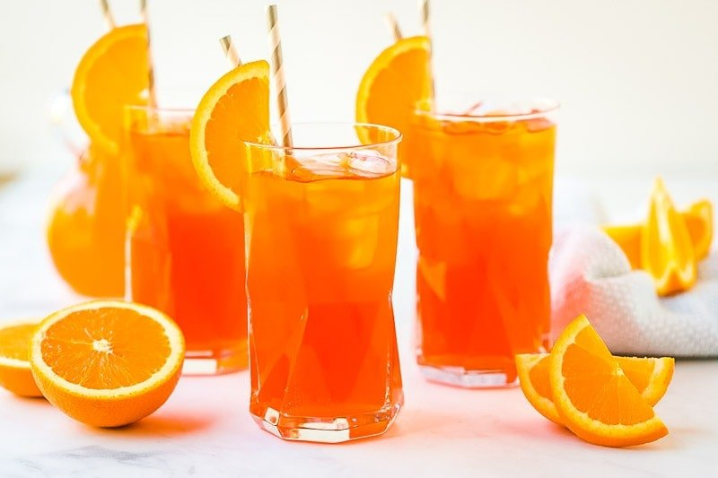 Prepared Aperol Spritz Recipe