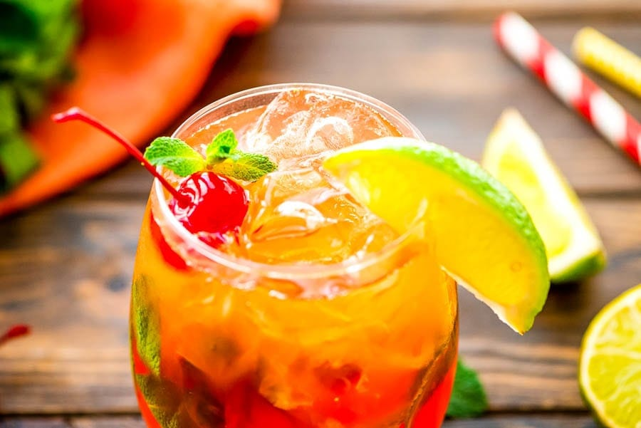 Prepared Mai Tai Recipe