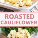 cauliflower Pins