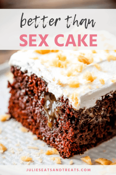 BETTER THAN SEX CAKE New Pins