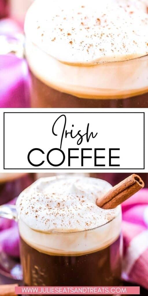 Irish Coffee JET Pinterest Image