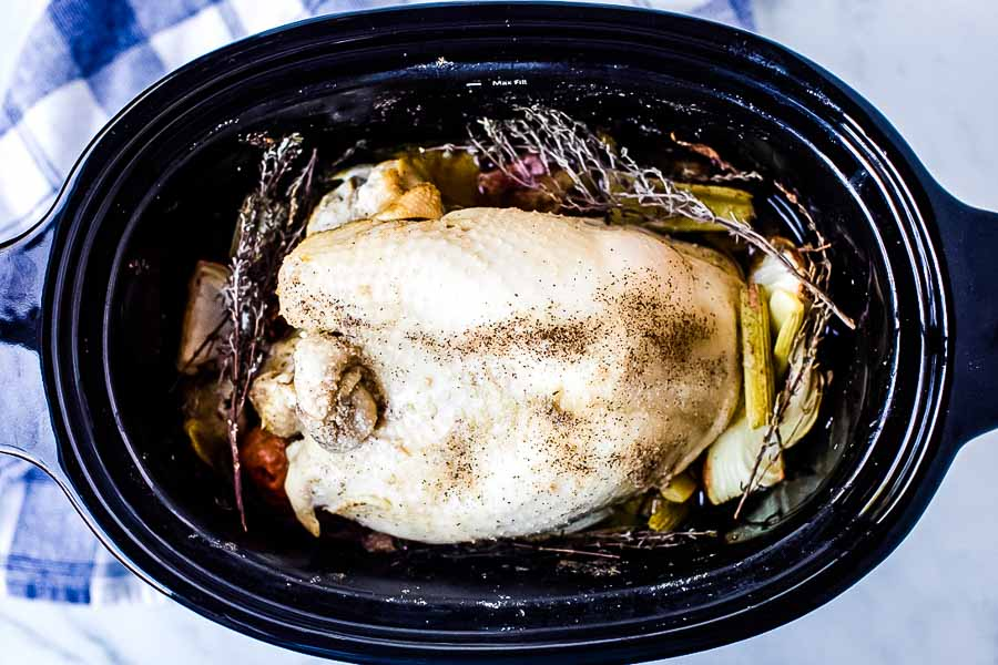 Turkey Breast in crock pot