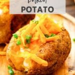baked potato New Pins