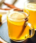Mug with Hot Toddy