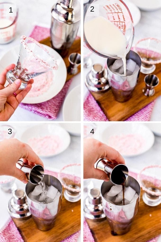 Step by Step photos to make
