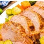 pork loin roast pinterest image