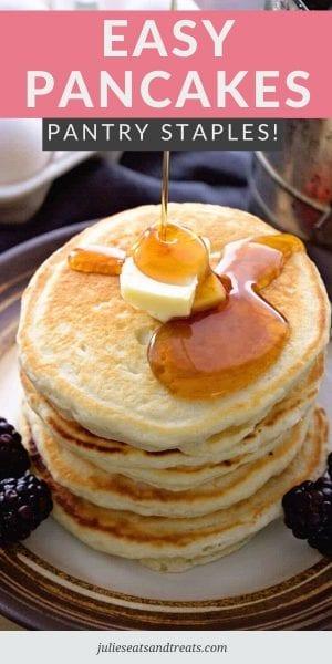 Pancake Pinterest Image