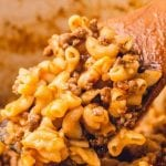 Pinterest Image for Hamburger Helper