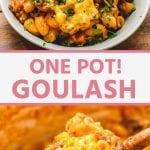 Pinterest Image for Goulash