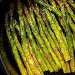 Pin Image Air Fryer Asparagus