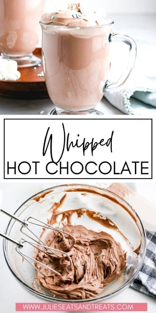 Whipped Hot Chocolate JET Pin Image