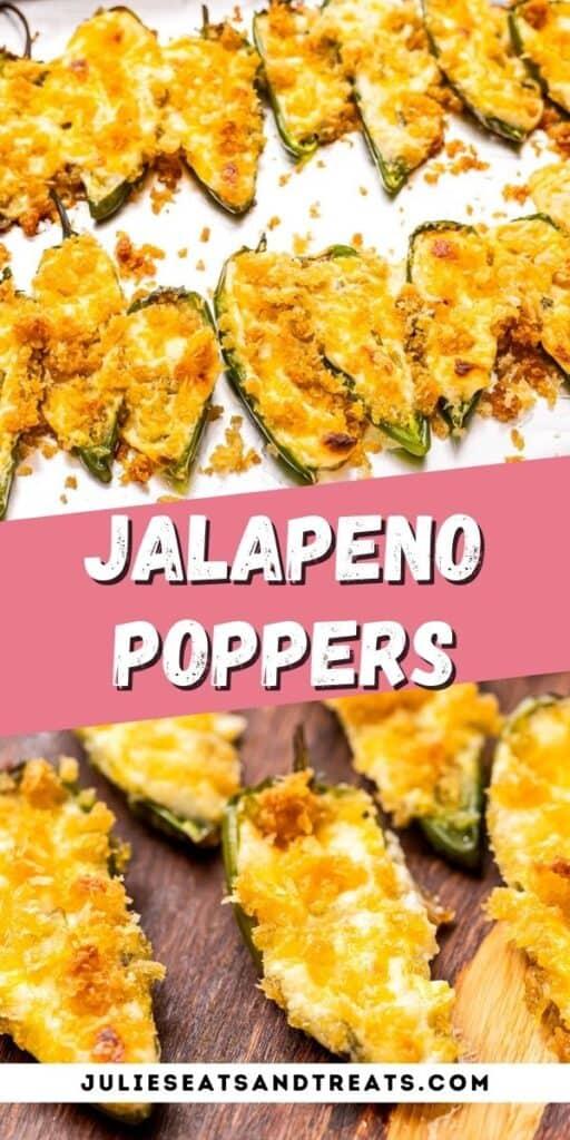 Jalapeno Poppers recipe pinterest