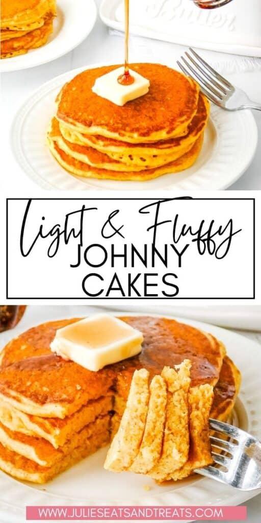 Cornmeal Pancakes JET Pin Image