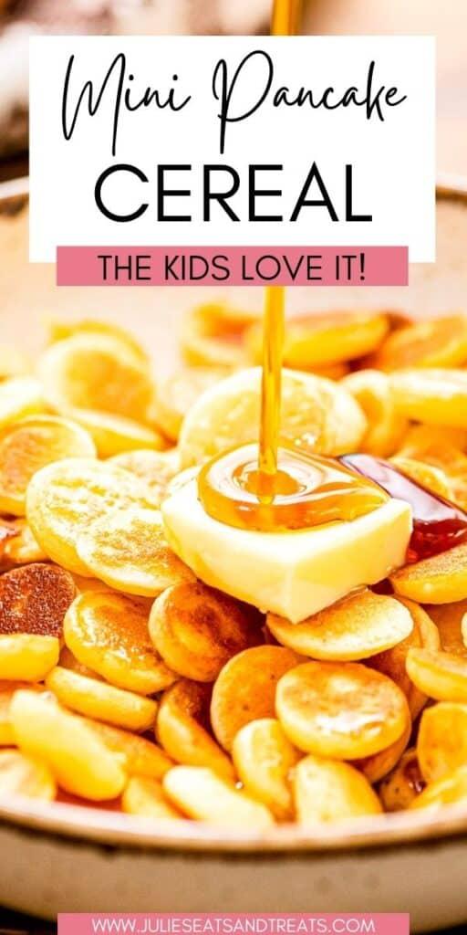 Mini Pancake Cereal JET Pin Image