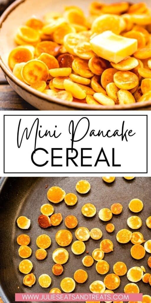 Mini Pancake Cereal JET Pinterest Image