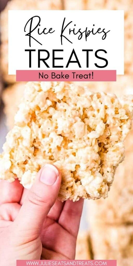 Rice Krispies Treats JET Pinterest Image