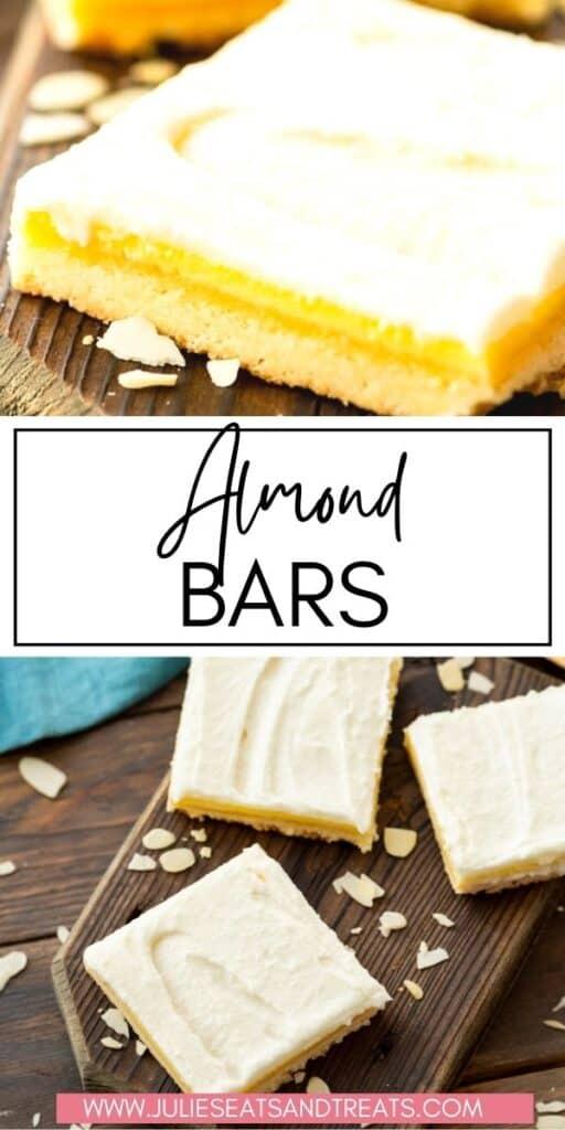 Almond Bars JET Pin Image